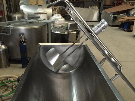 Vasca a culla usata x refrigerazione latte for Vasca per laghetto usata